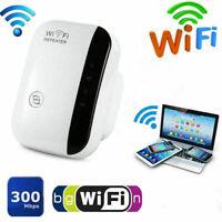 EU-WiFi Range Extender Super Booster 300Mbps Superboost Boost Speed-Wireles D2I1