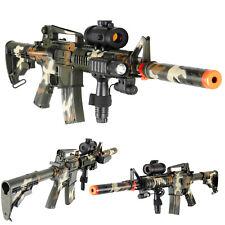 AirSoft Double Eagle M4 AEG  Automatic Electric Rifle m83A2 M83  CAMO
