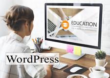 WordPress Webseiten Programmierung - Webdesign - Homepage & Webseite mit CMS