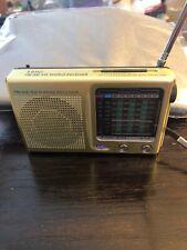 9 Band FM/AM/SW/TV  World Receiver Portable Radio (n2)