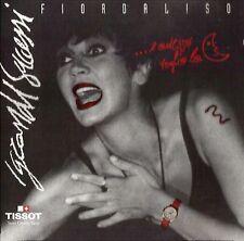 Audio CD - FIORDALISO - E Adesso Voglio La Luna - Very Good (VG) ITALIA