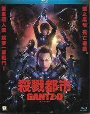 Gantz O Blu Ray Japanese Animation Yasushi Kawamura Keiichi Saito NEW Eng Sub R1