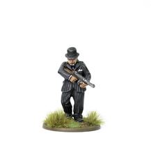 CHURCHILL  - BOLT ACTION - WARLORD GAMES WW2 28mm - SPECIAL EDITION MINI