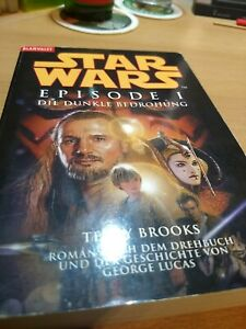 Star Wars Terry Brooks die dunkle Bedrohung Episode 1 I