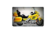 2003 glx1800 Bike Motorcycle A4 Photo Poster