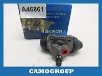 Cylinder Rear Brake Rear Wheel Cylinder Slim-Grip ALFA ROMEO 33 89523