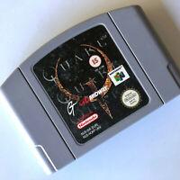 Nintendo N64 Game Cartridge - Quake - ID Software - 100% Tested Working - PAL