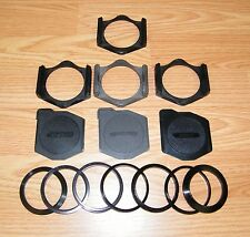 Mixed Lot of Cokin Lens Modular Filter Holders Cover & Filter Rings - France