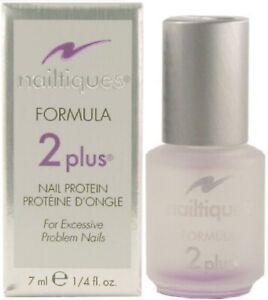 Nailtiques Formula 2 Plus Nail Protein 7ml 1/4oz