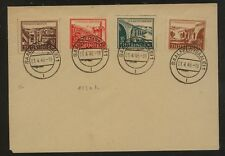 Germany     Thuringen   stamps  on  cover               KL0910
