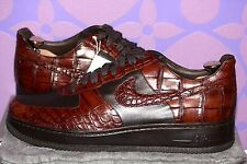Nike Air Force 1 LUX XXV Masterpiece Crocodile 315583221 OG DS 2007 Limited Sz11