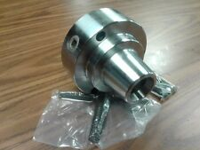 """5C Collet Chuck with plain back mounting, lathe use, Chuck Dia. 5"""" #5C-05F0"""