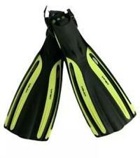 """Oceanic Viper Scuba Diving Open Heel Adjustable """"Scuba Diving Best Buy"""" Fins Sma"""