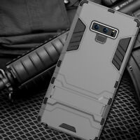 Heavy Duty Military Armour ShockProof Stand Case For Samsung Galaxy S9 S8 Note8