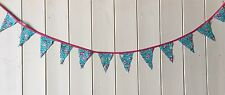 1 Metre Length Handmade Mini Fabric Bunting