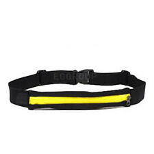 Running Jogging Sports Gym Waist Belt Soft Bag Case Cover Strap For Mobile Phone