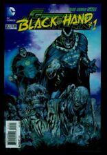 DC Comics New 52 GREEN LANTERN #23.3 BLACK HAND Cover NM/M 9.8