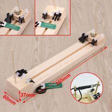 DIY Jig Wood Paracord Bracelet Knit Maker Parachute Cord Wristband Making Tool