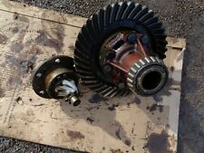 Ford Tractor Jubilee Differential Ring Gear & Pinion W/Housings