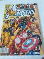 Wizard Special Edition: The Avengers Signed George Perez