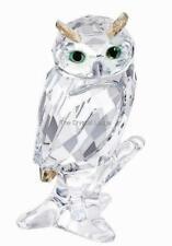 SWAROVSKI CRYSTAL OWL 5043988 MINT BOXED RETIRED RARE
