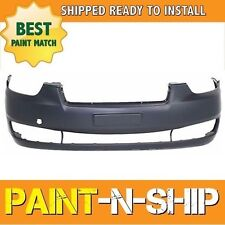 NEW Fits: 2006 2007 2008 Hyundai Accent Front Bumper Painted HY1000163