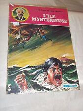 "BD ""L ILE MYSTERIEUSE"" VERNE (Jules) et J. BOSCH (1978)"