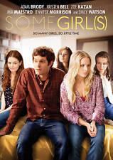 Some Girl(s) (DVD, 2013) Zoe Kazan, Kristin Bell, Adam Brody, Mia Maestro