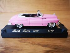 SOLIDO 1:43 SCALE 1950 BUICK SUPER CONVERTIBLE IN PINK 4512 BOXED display model