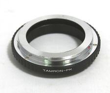 Tamron Adaptall 2 AD2 Objektivadapter für Pentax PK K Kamera Adapter K-30 5 7 3