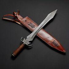Craft Man Brand Super Custom Hand Made Damascus Steel Sword
