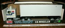 Nylint Wal-Mart Buy America GMC 18 Wheeler Semi Truck STEEL Toy 912-W custom