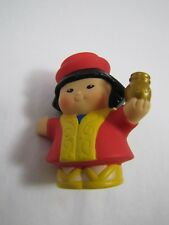 New! Fisher Price Little People CHRISTMAS WISEMAN SONYA NATIVTY Baby Jesus Gifts