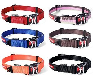 EZY-DOG DOUBLE UP COLLAR FOR ADDED STRENGTH AND DURABILITY (Special offer price)