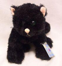 COLLECT ANIMAL CAT LAST 1 SALE BLACK PLUSH SOFT WEBKINZ GANZ CODE NEW NWT NOS