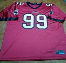 VINTAGE  Nike Tampa Bay Buccaneers Warren Sapp Football Jersey  99 Red Mens  XL 0ea939ddb