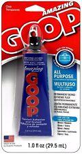 ECLECTIC Amazing Goop Permanent Repair Glue Sealant 1oz