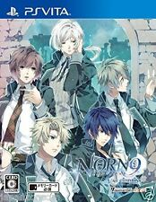 Used PS Vita Norns + Nonetto Var Commons    SONY PLAYSTATION JAPANESE IMPORT