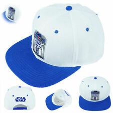 Star Wars R2-D2 Hat Cap Snapback Adjustable Mens Hats! UK SELLER!