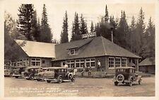 Frashers Fotos RPPC Vt. Ranch Hotel in Kaibab National Forest, Arizona~112214