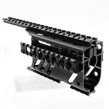 Hunting 14 Quad Rail Picatinny Rail handguard 52 slots for Rifle scope laser