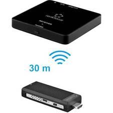 Renkforce RF-HDFS-01 HDMI-Funkübertragung (Set) 30 m 5 GHz 1920 x 1080 Pixel