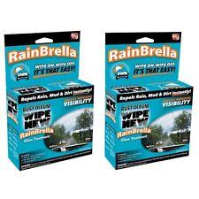 Rust-Oleum Wipe New RainBrella Glass Treatment (2 Packs)