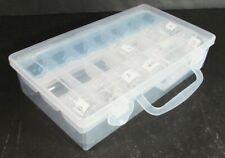 7x Beading Supplies  Storage Box/Bead Breaker/Pocket Beader/Boards/Needles-ZW35