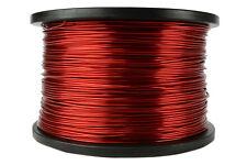 TEMCo Magnet Wire 16 AWG Gauge Enameled Copper 5lb 155C 625ft Coil Winding