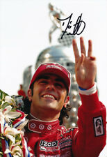 Dario Franchitti Signed 8X12 Inches 2012 Indy 500 Winner Photo With Proof