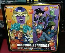 Bandai Limited Dragonball Z Carddass Card Part 33 & 34 Complete Box Set