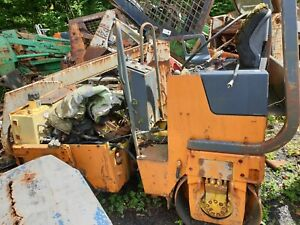 Bomag BW 80 AD roller dismantling for parts !! Steering ram !!
