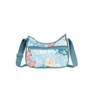 LeSportsac Classic Collection Classic Hobo Crossbody Bag in Floral Daydream NWT