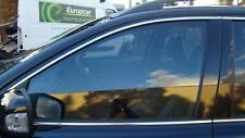 VOLVO XC90 LEFT FRONT DOOR WINDOW / GLASS, WAGON 07/03- 14